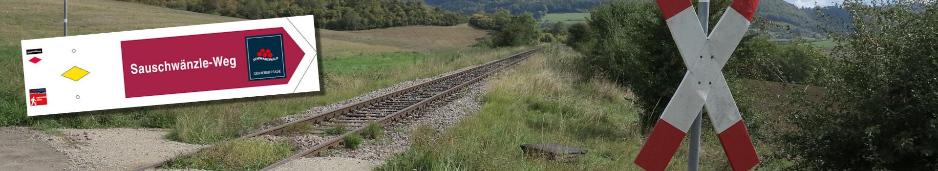 Sauschwänzle-Weg und -Bahn – ein Wandertag im September 2015