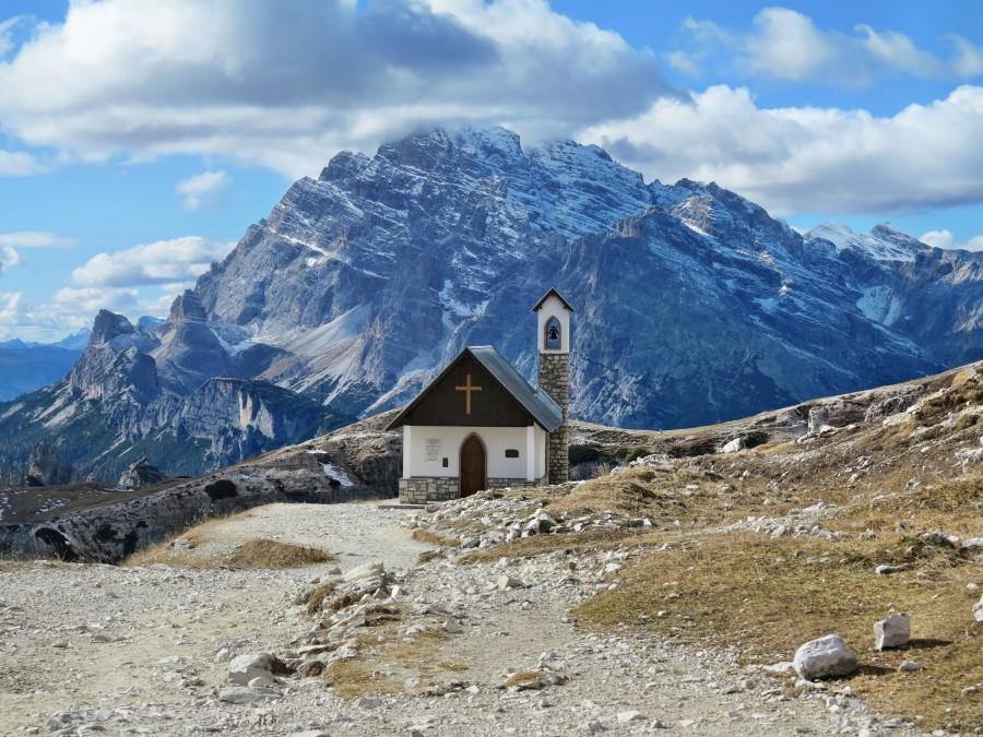 Kapelle Madonna della Croda