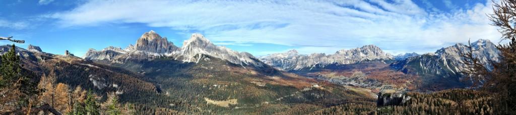 Cortina d'Ampezzo - Panorama