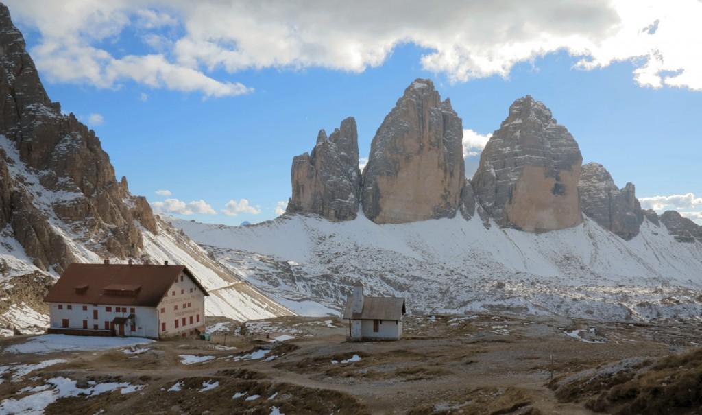 Wanderungen in den Dolomiten