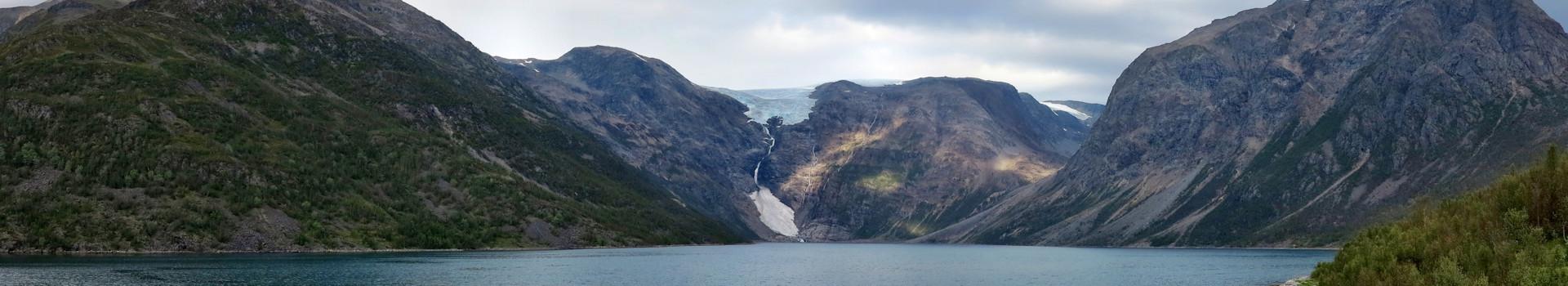Jøkelfjord-Gletscher
