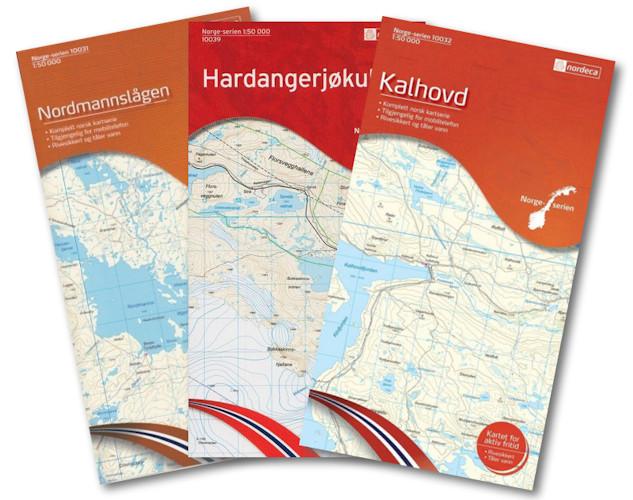 hardangervidda_karten