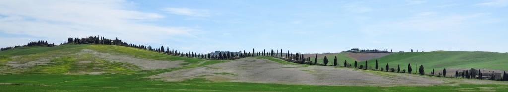 Wanderungen in der Toskana
