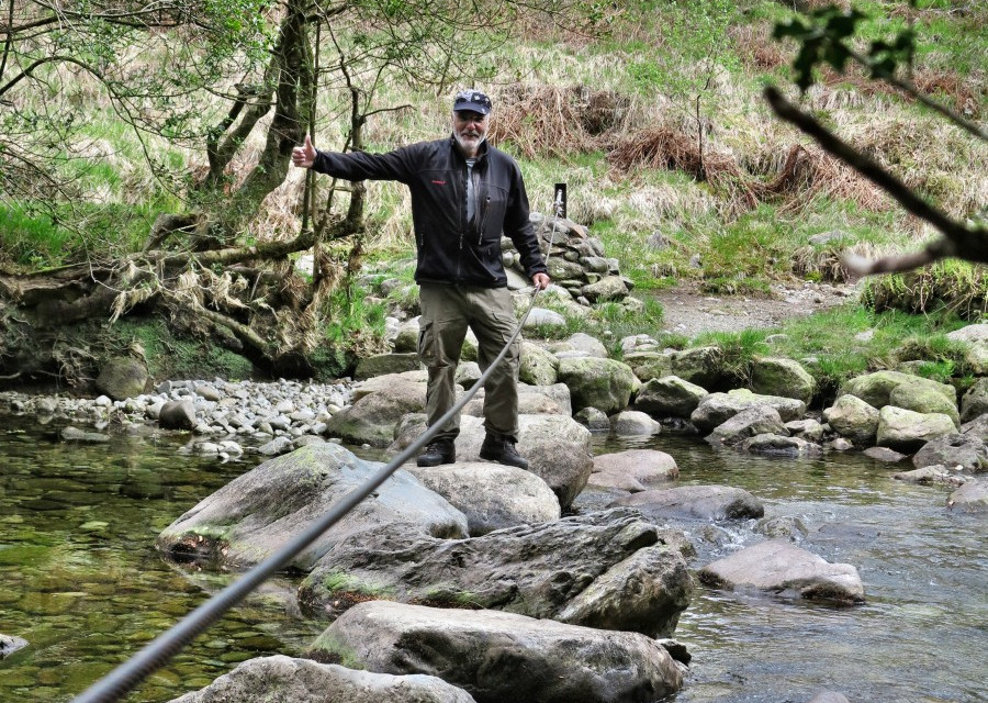 Tour of the Lake District - River Duddon