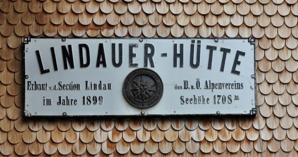 Lindauer Hütte - Rätikon