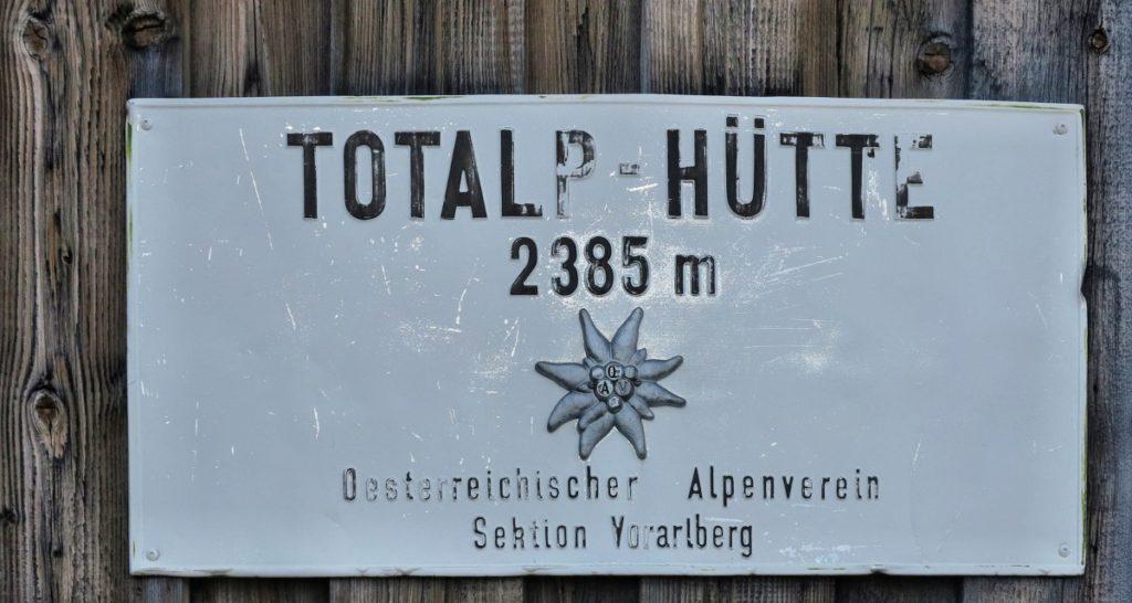 Totalp Hütte - Rätikon