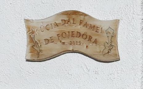 Ücia dai Famei de Fojedöra - Dolomiten