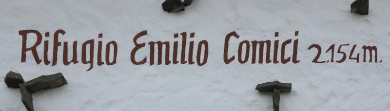 Rifugio Emilio Comici - Dolomiten