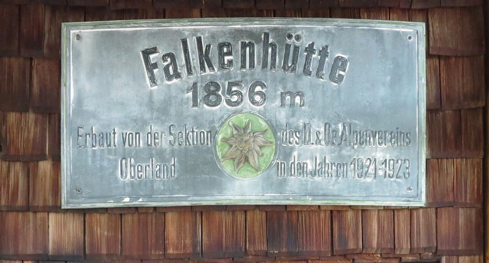 Falkenhütte - Karwendel