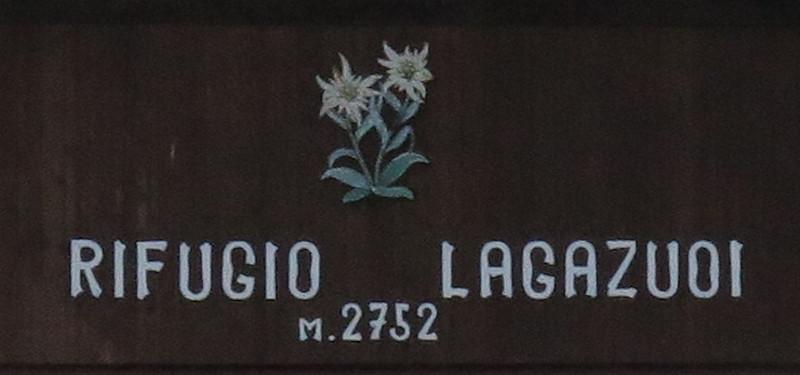Rifugio Lagazuoi - Dolomiten