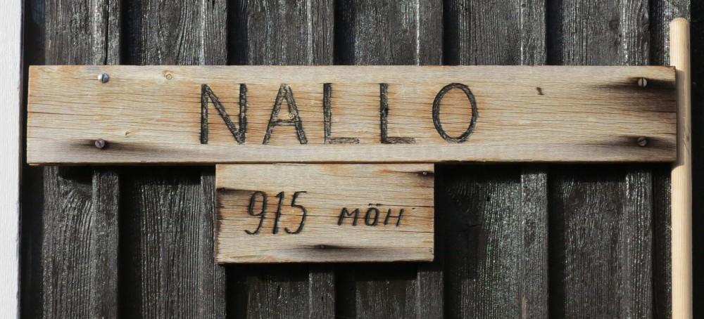 Nallo - Schwedisch Lappland - Kungsleden