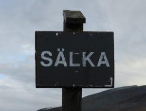Sälka - Schwedisch Lappland - Kungsleden