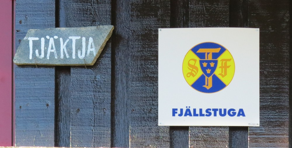 Tjäktja - Schwedisch Lappland - Kungsleden