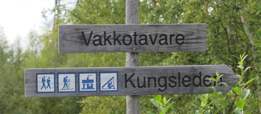 Vakkotavare - Schwedisch Lappland - Kungsleden