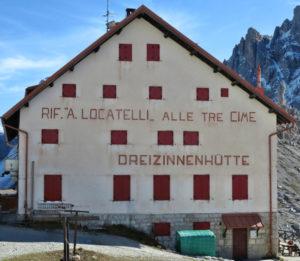 Dreizinnenhütte - Dolomiten