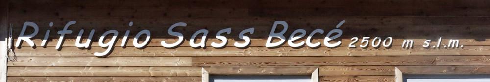 Rif. Sass Becé - Dolomiten