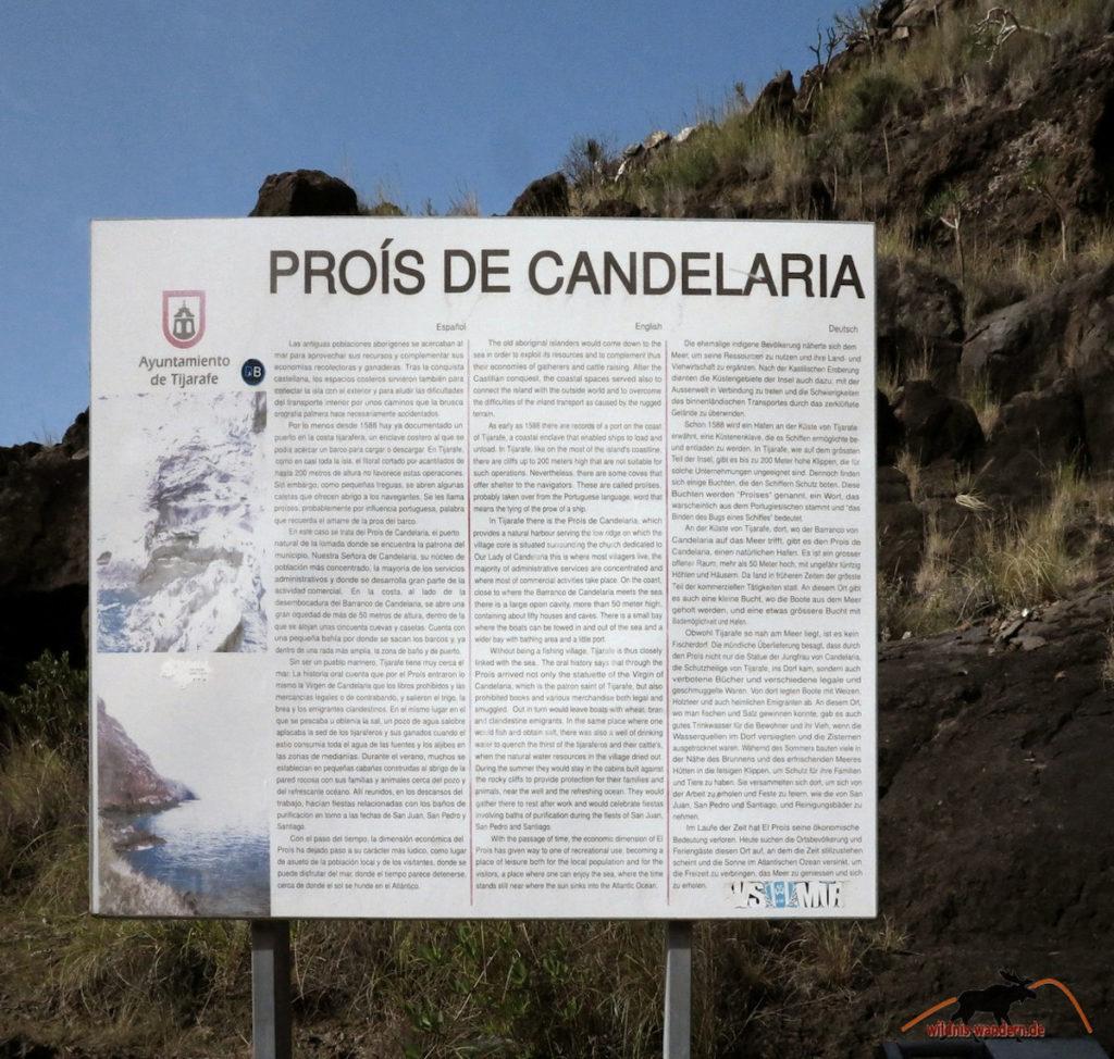 Poris de Candelaria