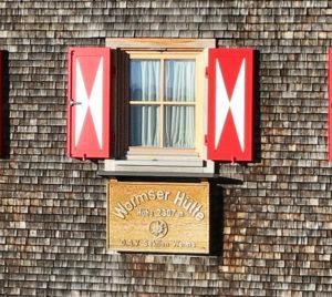 Wormser Hütte - Verwall