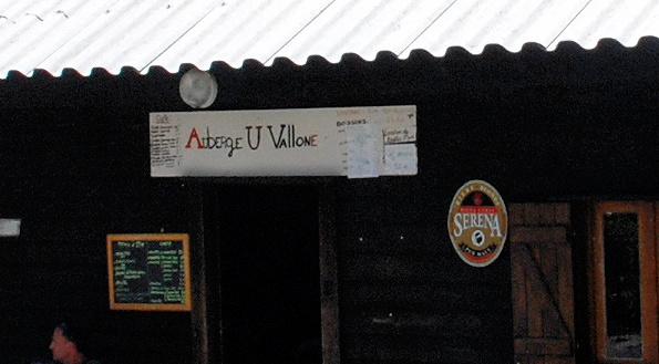 Auberge U Vallone - Korsika