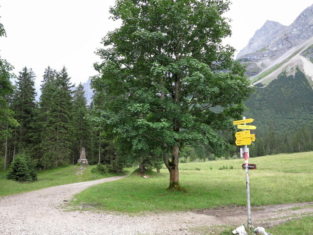 Kleine Karwendelrunde