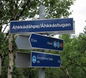 Akkastugan - Padjelanta/Schweden