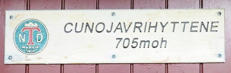Cunojavrihytta - Lappland/Norwegen