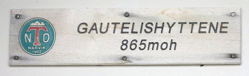 Gautelishytta - Lappland/Norwegen