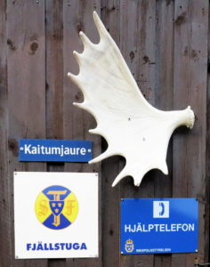 Kaitumjaure - Kungsleden/Schweden