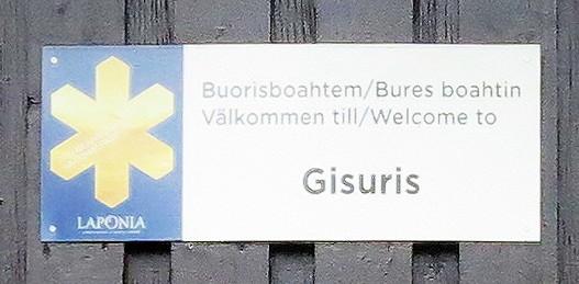 Kisuris - Padjelanta/Schweden