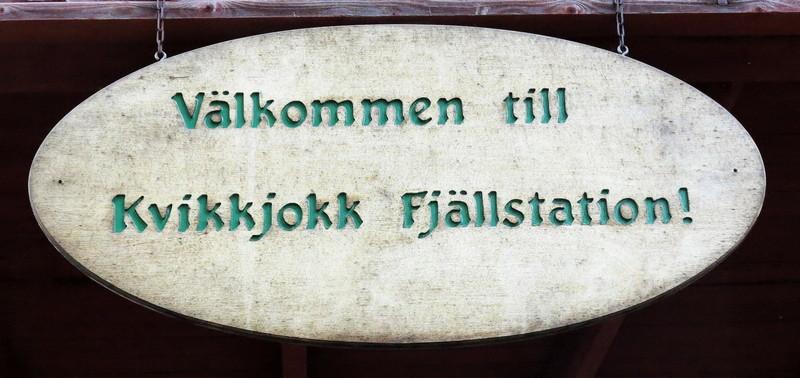 Kvikkjokk - Kungsleden/Schweden
