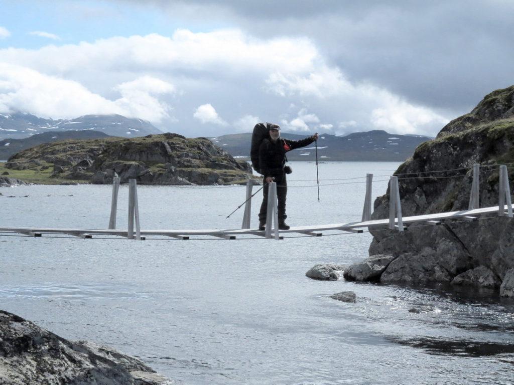 Wandergrüsse aus Lappland