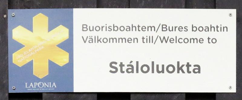 Staloluokta - Padjelanta/Schweden