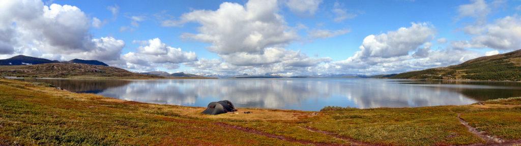 Trekkingtouren in Skandinavien