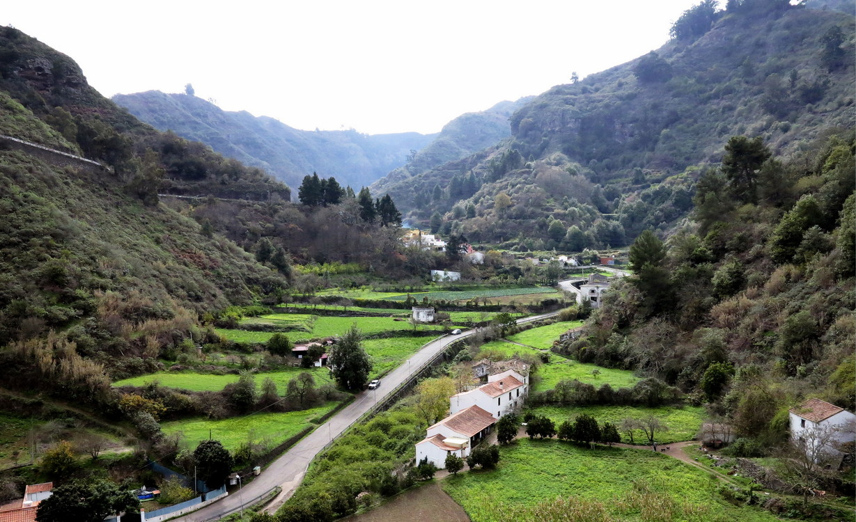 Barranco de la Virgen