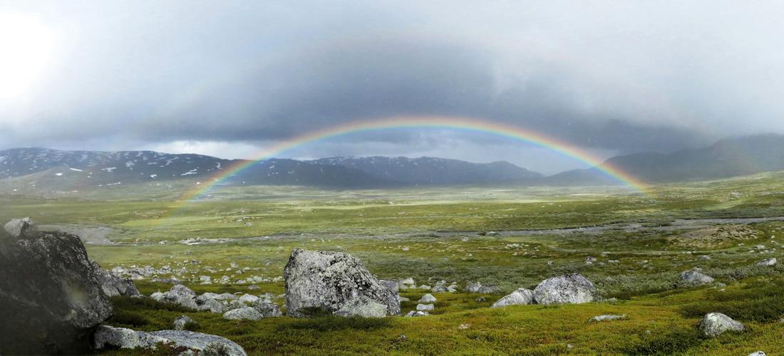 Nordkalottleden-Kungsleden