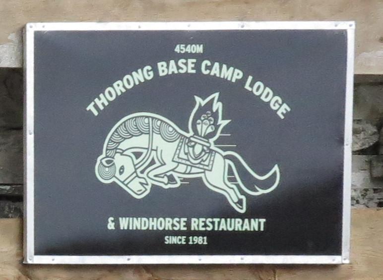 Thorong-Base-Camp - Annapurna-Region