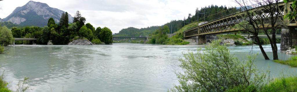 Ruinaulta-Rheinschlucht