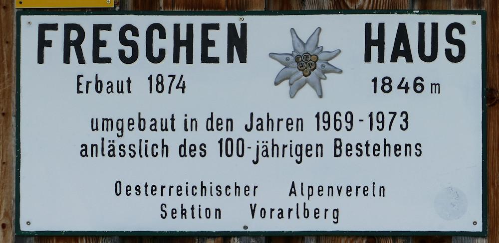 Freschenhaus - Bregenzerwald