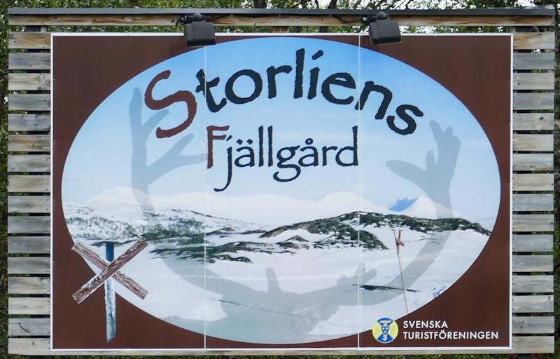 Storlíens Fjällgård - Südlicher Kungsleden
