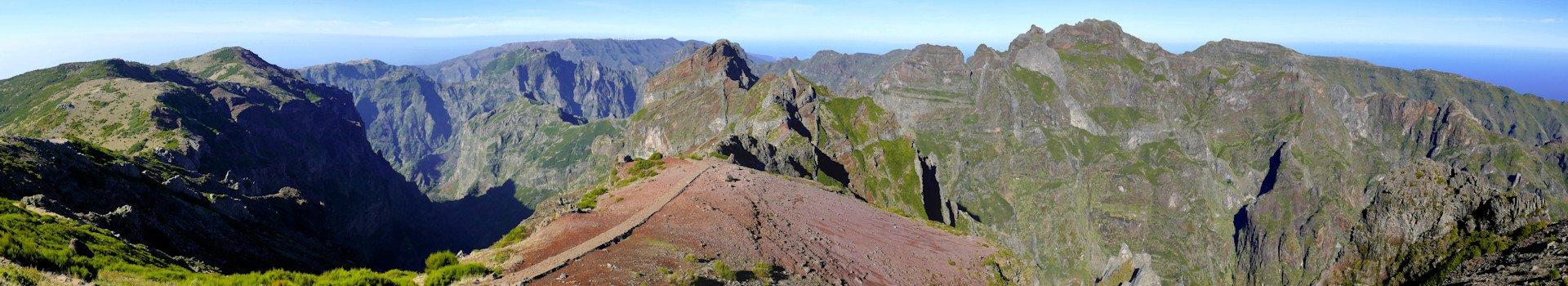 Pico do Arieiro – Pico Ruivo