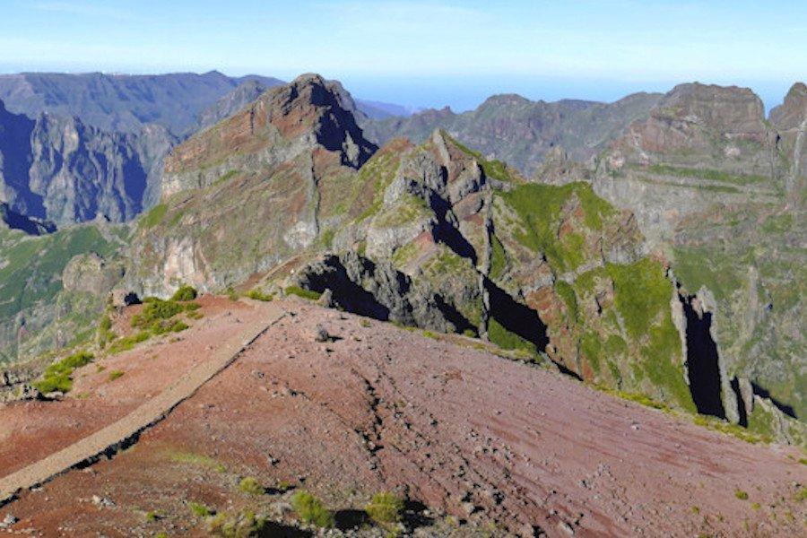 Madeira: Pico Arieri - Pico Ruivo