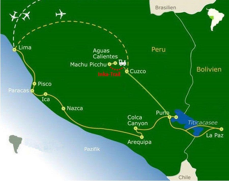 Peru-Bolivien-Aktiv