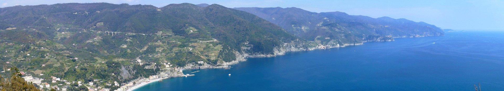 Sentiero Verdeazzurro: Monterosso – Vernazza