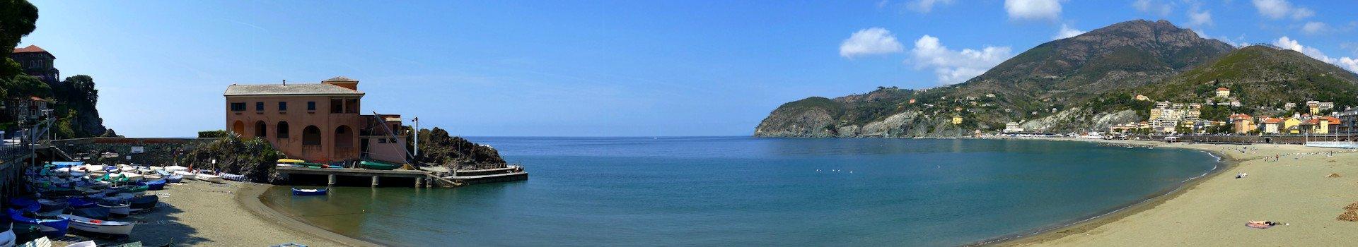 Sentiero Verdeazzurro: Levanto – Monterosso