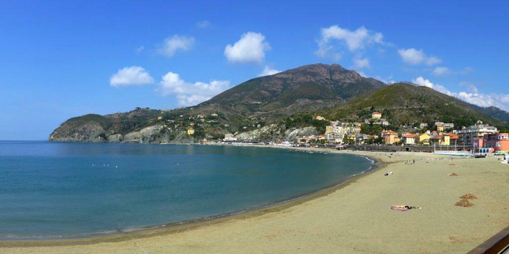 Cinque Terre: Monterosso.