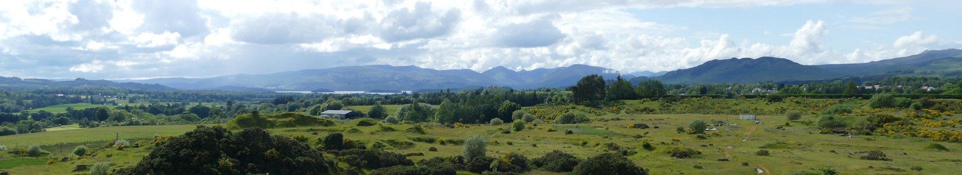 West Highland Way – Etappe 1