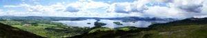 West Highland Way - Etappe 2