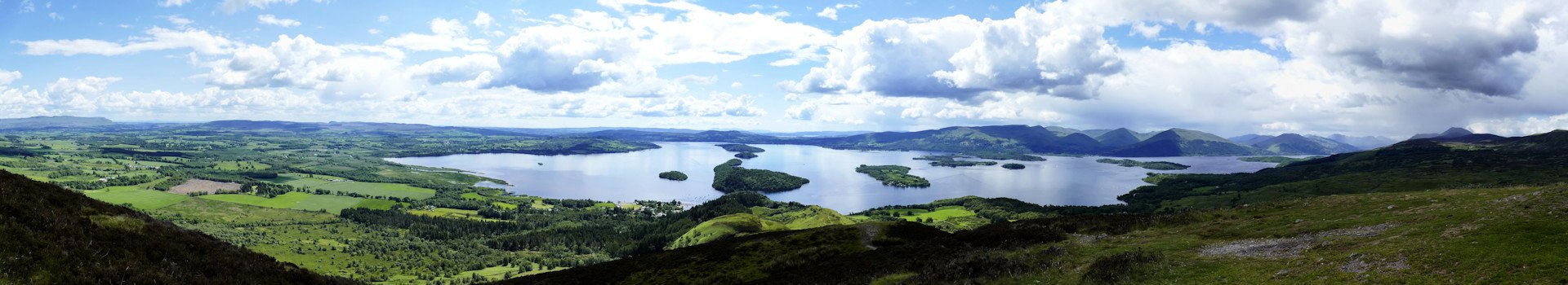 West Highland Way – Etappe 2