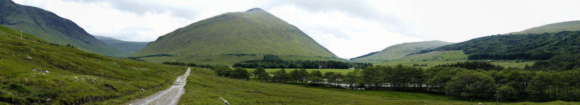 West Highland Way – Etappe 8