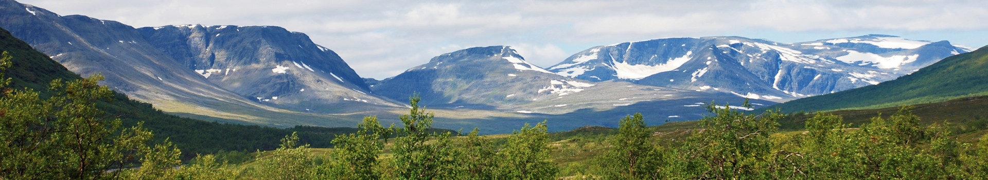Grenzpfad von Troms – Etappe 9